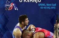 Azerbaijani wrestlers win gold in Serbia