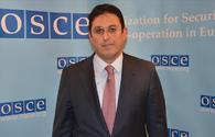 Galib Israfilov: Closing of OSCE Yerevan office - result of Armenia's attempt to consolidate occupation of Azerbaijani lands