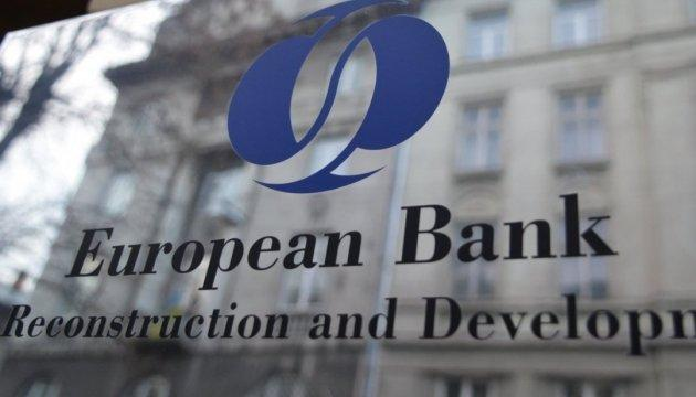 EBRD sees moderate pick-up in region's growth