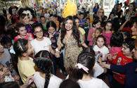 "Leyla Aliyeva attends entertainment program for children with special needs <span class=""color_red"">[PHOTO]</span>"