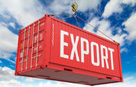 Kazakhstan exports its products to 122 countries