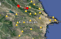 ANAS: Over 800 earthquakes occurred in Azerbaijan