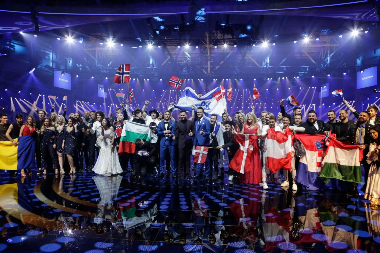 UK Eurovision singer not anxious about Brexit backlash