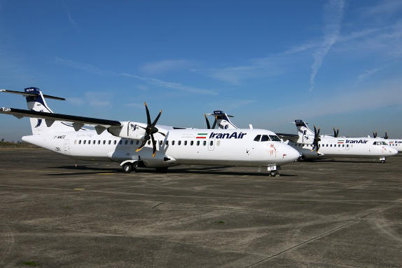 France's ATR delivers first planes to Iran as trade grows