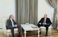 "President Aliyev receives former President of Dutch Senate <span class=""color_red"">[UPDATE]</span>"