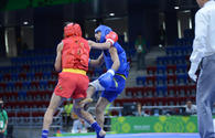 Baku 2017: Two more Azerbaijani athletes advance to semi-finals in wushu