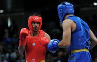 Wushu fighter Shammadov adds another silver to Azerbaijan`s medal haul