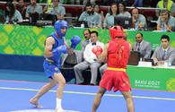"Baku 2017: Wushu finals in action <span class=""color_red"">[PHOTO]</span>"