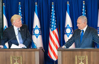 Trump vows to continue strengthening U.S.-Israeli ties