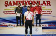 "National wrestlers claim six medals in Antalya <span class=""color_red"">[PHOTO]</span>"