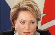 Russian-Turkmen relations of strategic nature: Matviyenko