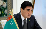Turkmen President: Caspian Sea located at crossroads of continental routes