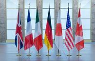 G7 stands for safeguarding territorial integrity of states - communiqué