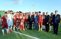 """Heydar Aliyev Cup"" football tournament wraps up <span class=""color_red"">[PHOTO]</span>"