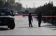 Huge car bomb near embassies in Afghan capital kills or wounds dozens