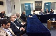 Azerbaijan`s initiated energy and transport projects highlighted in conference in Argentina