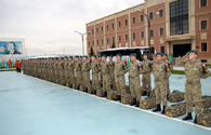 Professionalism of Azerbaijani peacekeepers in Afghanistan appraised