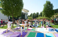 "Celebration of Global Wellness Day at Pullman Baku <span class=""color_red"">[PHOTO]</span>"