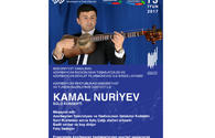 "Kamal Nuriyev to perform in Philharmonic Hall <span class=""color_red"">[VIDEO]</span>"