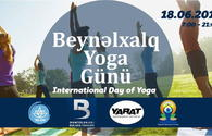 International Yoga Day to be marked in Baku
