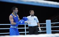 National boxer qualifies for round of 16 of European Championships