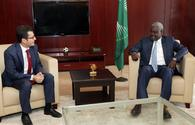 AU voices readiness to contribute to strengthening Baku's ties with African states