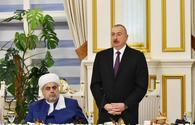 President Aliyev: Azerbaijani state rests on very strong national values
