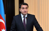 FM Spokesman: OSCE MG co-chairs should draw conclusions from public discontent in Azerbaijan
