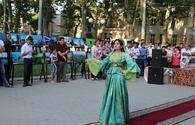 "Karabakh outfits demonstrated in Uzbekistan <span class=""color_red"">[PHOTO]</span>"