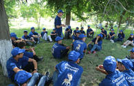 "IDEA organizes ""Let's Protect Gazelles!"" camp <span class=""color_red"">[PHOTO]</span>"