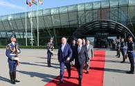 Moldovan President Igor Dodon completes Azerbaijan visit