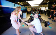 "F1 2017: Marriage Proposal in Mercedes garage <span class=""color_red"">[PHOTO]</span>"