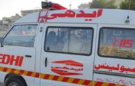 12 killed in cable car accident in Pakistan