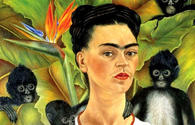 Bakuians to familiarize with works of Frida Kahlo ,Diego Rivera
