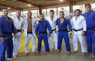 "National judokas attend training camp in Spain <span class=""color_red"">[PHOTO]</span>"