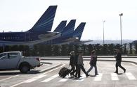 Heydar Aliyev Int'l Airport  report increased passenger traffic