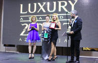 "Baku hosts Luxury Awards <span class=""color_red"">[PHOTO]</span>"