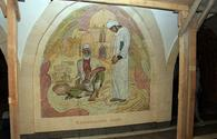 "Mosaic walls of Nizami subway station restored <span class=""color_red"">[PHOTO]</span>"