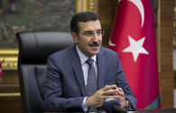 Turkish minister to visit Azerbaijan in mid-July