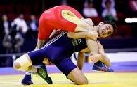 Azerbaijani wrestlers bring home 8 medals