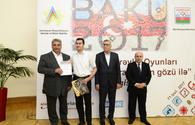 "Baku 2017 expo featuring memorable moments of Games <span class=""color_red"">[PHOTO]</span>"