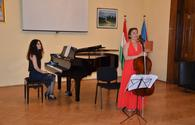 "Azerbaijani, Norwegian music jointly sounds in Budapest <span class=""color_red"">[PHOTO]</span>"