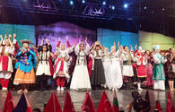 "Azerbaijan's folk ensemble successfully performs in Bursa <span class=""color_red"">[PHOTO/VIDEO]</span>"