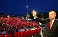 Erdogan vows not to let defeated coup be forgotten