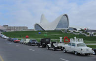 "Retro cars to run through Baku streets <span class=""color_red"">[PHOTO]</span>"