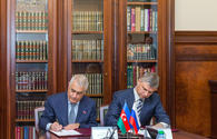 "Moscow hosts bilateral meeting of Azerbaijani, Russian railways chiefs <span class=""color_red"">[PHOTO]</span>"