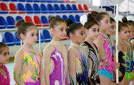"Baku hosts open championship in rhythmic gymnastics <span class=""color_red"">[PHOTO]</span>"