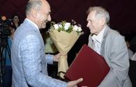 "Azerbaijan's eminent sculptor turns 90 <span class=""color_red"">[PHOTO]</span>"