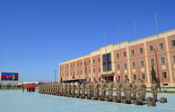 "Group of Azerbaijani peacekeepers finalize service in Afghanistan <span class=""color_red"">[PHOTO]</span>"