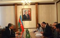 Azerbaijani FM meets with UN Assistant Secretary-General for Political Affairs